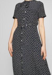 Polo Ralph Lauren - SHORT SLEEVE CASUAL DRESS - Shirt dress - spring polka - 5