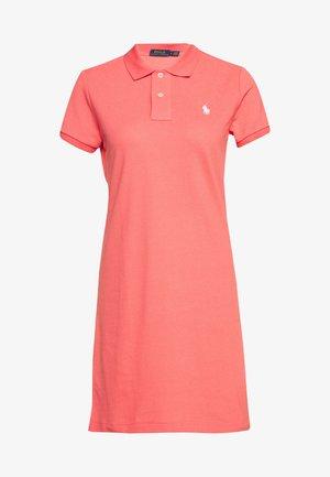 SHORT SLEEVE CASUAL DRESS - Korte jurk - amalfi red