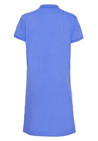 Polo Ralph Lauren - SHORT SLEEVE CASUAL DRESS - Sukienka letnia - light blue - 1