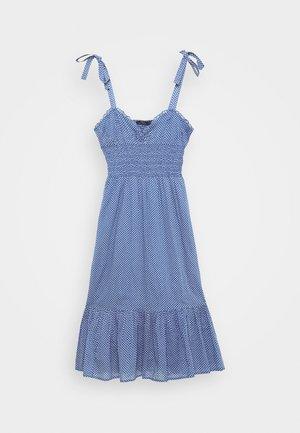 SLEEVELESS CASUAL DRESS - Vestito estivo - blue