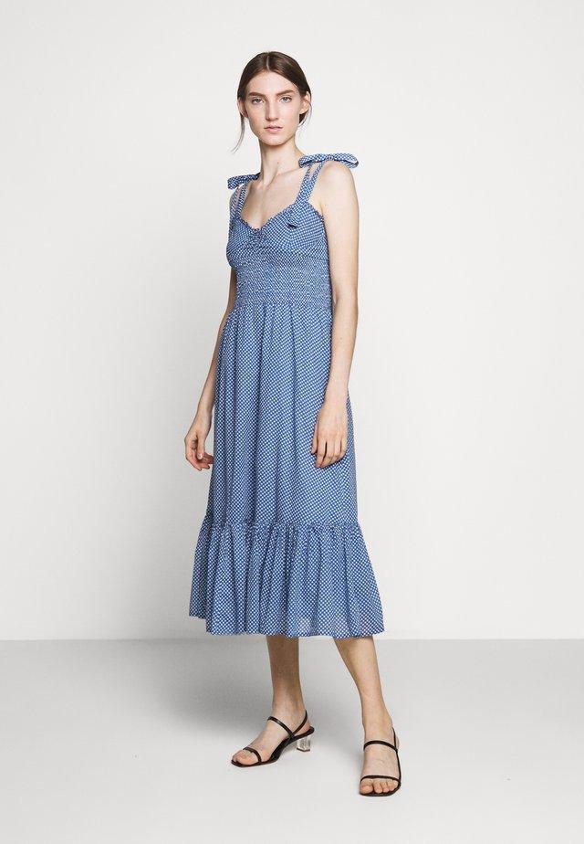 SLEEVELESS CASUAL DRESS - Vestido informal - blue