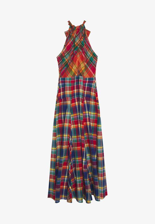 SLEEVELESS CASUAL DRESS - Maxiklänning - multi