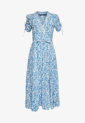 Denní šaty - white/aqua