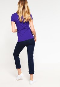 Polo Ralph Lauren - JULIE SHORT SLEEVE SLIM FIT - Polo - chalet purple - 2