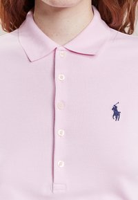 Polo Ralph Lauren - JULIE SHORT SLEEVE SLIM FIT - Polo - country club pink/navy - 3
