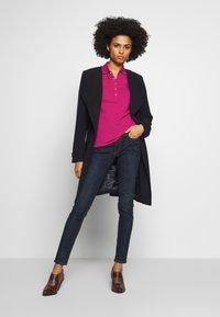 Polo Ralph Lauren - JULIE SHORT SLEEVE SLIM FIT - Poloshirt - accent pink - 1