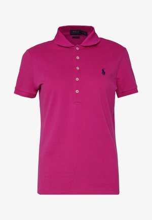 JULIE SHORT SLEEVE SLIM FIT - Polo shirt - accent pink