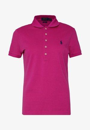 JULIE SHORT SLEEVE SLIM FIT - Poloskjorter - accent pink