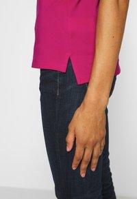Polo Ralph Lauren - JULIE SHORT SLEEVE SLIM FIT - Poloshirt - accent pink - 3