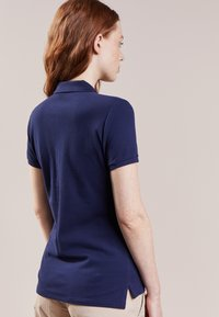 Polo Ralph Lauren - JULIE SHORT SLEEVE SLIM FIT - Polotričko - newport navy - 2