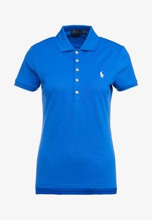 JULIE SHORT SLEEVE SLIM FIT - Poloskjorter - heritage blue