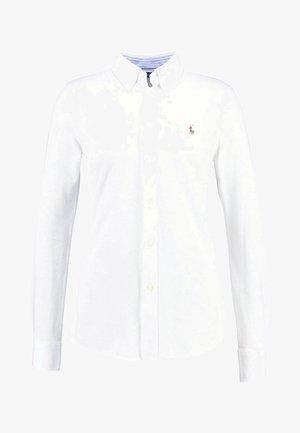 HEIDI LONG SLEEVE - Košile - white
