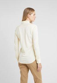 Polo Ralph Lauren - HEIDI LONG SLEEVE - Skjorte - wicket yellow - 2