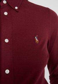 Polo Ralph Lauren - HEIDI LONG SLEEVE - Camicia - classic wine - 6
