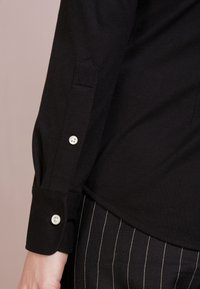 Polo Ralph Lauren - HEIDI LONG SLEEVE - Button-down blouse - black - 3