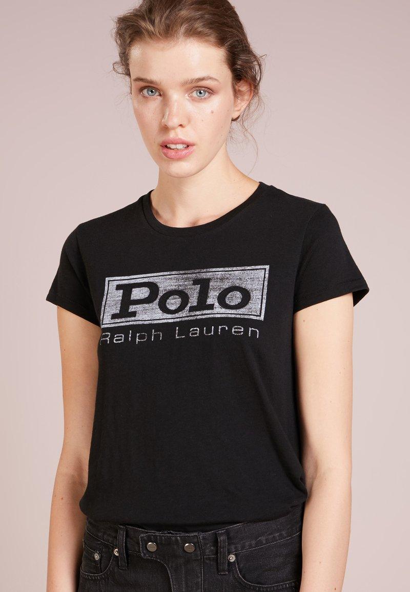 Polo Ralph Lauren - Print T-shirt - black