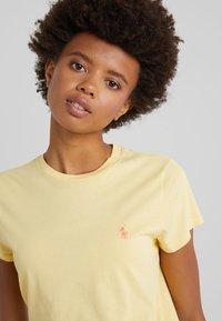 Polo Ralph Lauren - TEE SHORT SLEEVE - T-shirt basic - empire yellow - 4