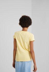 Polo Ralph Lauren - TEE SHORT SLEEVE - T-shirt basic - empire yellow - 2