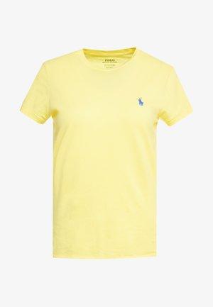 TEE SHORT SLEEVE - T-Shirt basic - lemon crush