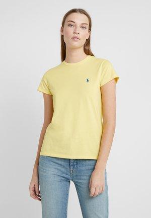 TEE SHORT SLEEVE - Basic T-shirt - lemon crush