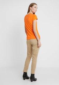 Polo Ralph Lauren - TEE SHORT SLEEVE - T-shirt basic - fiesta orange - 2