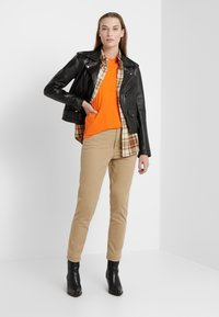 Polo Ralph Lauren - TEE SHORT SLEEVE - T-shirt basic - fiesta orange - 1