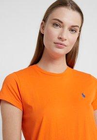 Polo Ralph Lauren - TEE SHORT SLEEVE - T-shirt basic - fiesta orange - 3