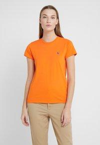 Polo Ralph Lauren - TEE SHORT SLEEVE - T-shirt basic - fiesta orange - 0