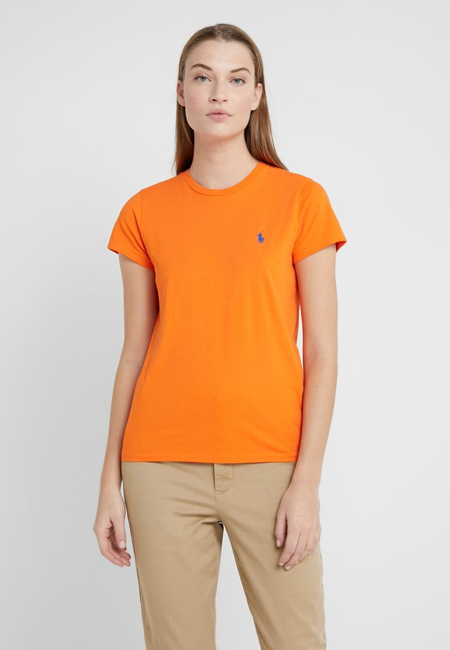 TEE SHORT SLEEVE - T-shirt - bas - fiesta orange