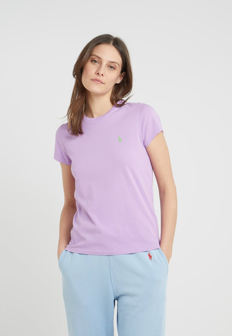 Polo Ralph Lauren - T-Shirt basic - club purple