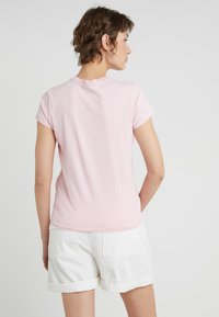 Polo Ralph Lauren - TEE SHORT SLEEVE - T-shirt - bas - resort pink - 3