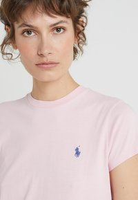 Polo Ralph Lauren - TEE SHORT SLEEVE - T-shirt - bas - resort pink - 4