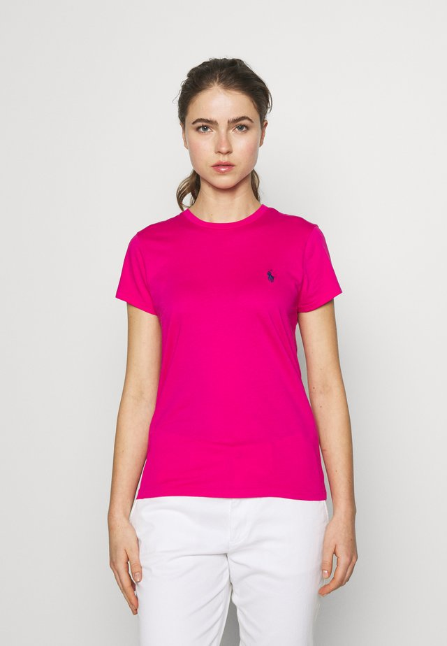 TEE SHORT SLEEVE - T-shirt basic - accent pink