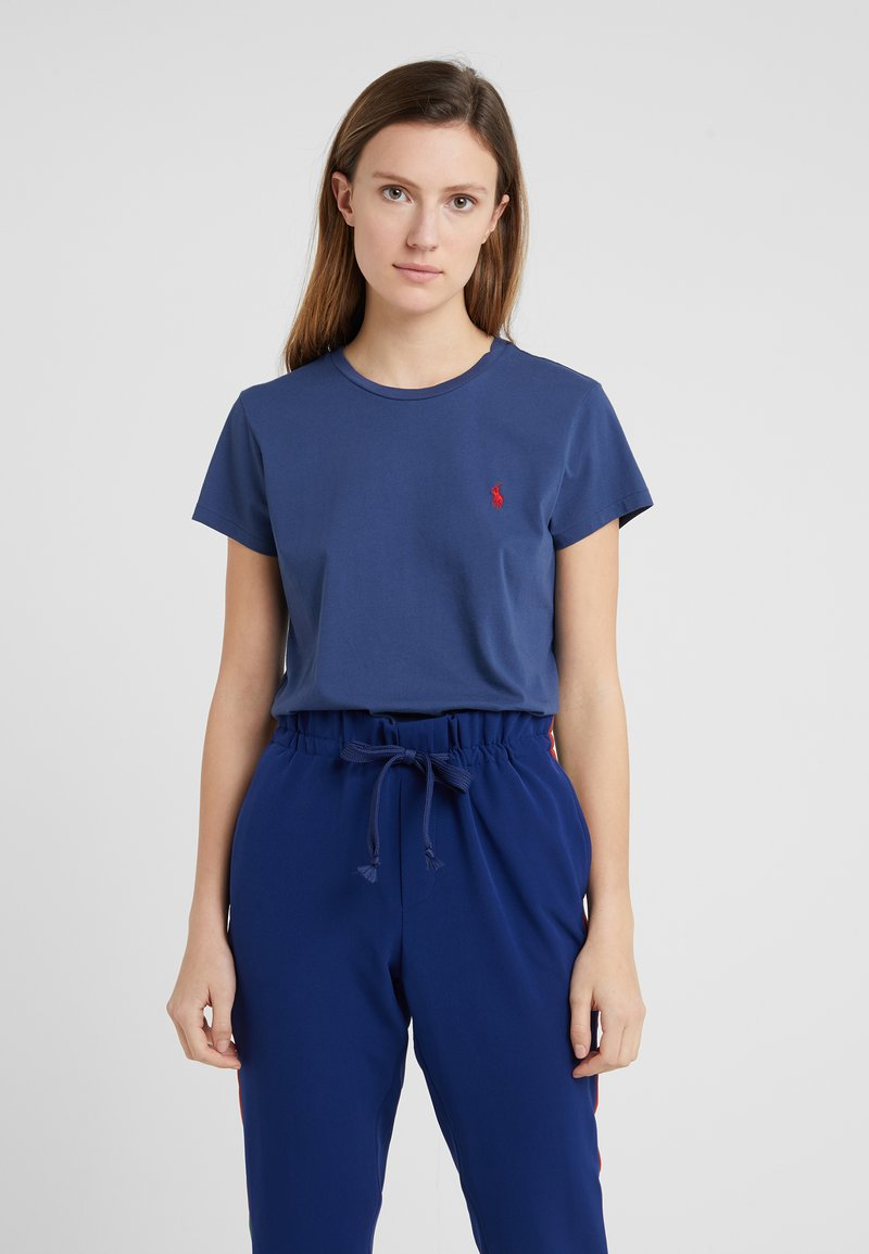 Polo Ralph Lauren - TEE SHORT SLEEVE - T-shirt basic - rustic navy