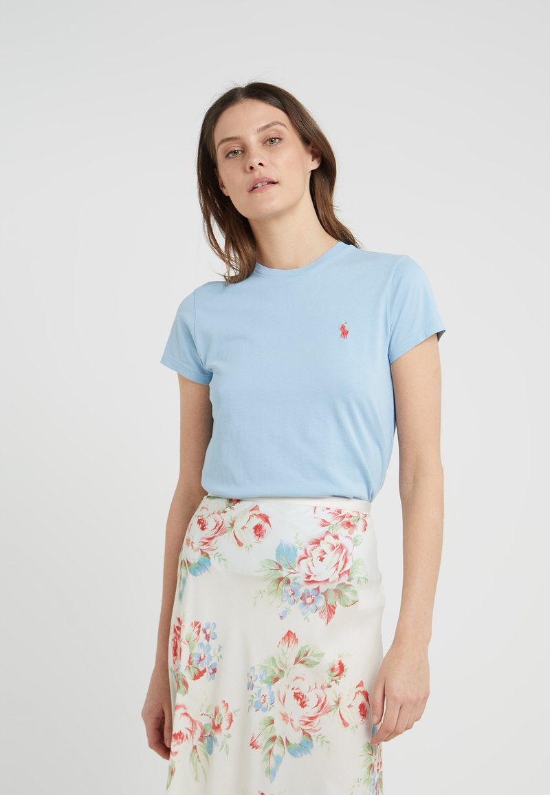 Polo Ralph Lauren - Basic T-shirt - powder blue