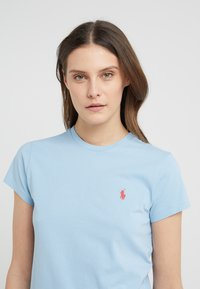 Polo Ralph Lauren - TEE SHORT SLEEVE - T-shirt basic - powder blue - 4