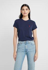 Polo Ralph Lauren - TEE SHORT SLEEVE - T-shirt basic - cruise navy - 0