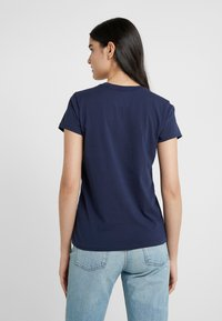 Polo Ralph Lauren - TEE SHORT SLEEVE - T-shirt basic - cruise navy - 2