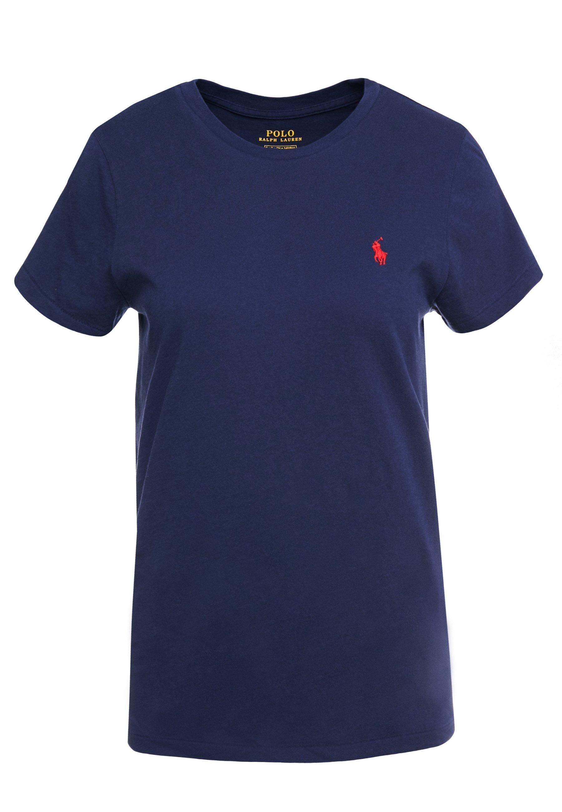 Polo Ralph Lauren Tee Short Sleeve - T-shirt Basic Cruise Navy fV0kch2