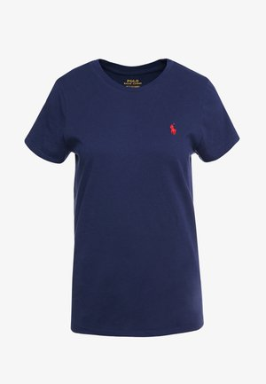TEE SHORT SLEEVE - T-shirts basic - cruise navy