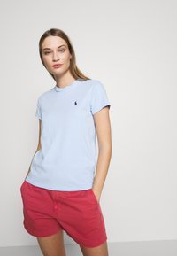 Polo Ralph Lauren - TEE SHORT SLEEVE - T-shirt basic - elite blue - 3