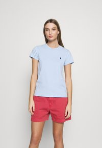 Polo Ralph Lauren - TEE SHORT SLEEVE - T-shirt basic - elite blue - 0