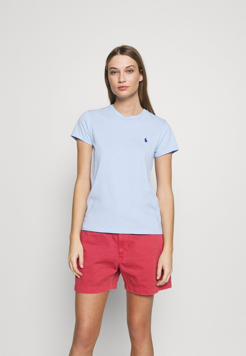 Polo Ralph Lauren - TEE SHORT SLEEVE - T-shirt basic - elite blue