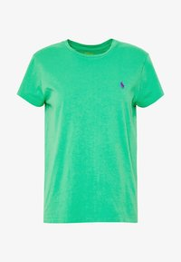 Polo Ralph Lauren - TEE SHORT SLEEVE - T-shirt basic - tiller green - 3