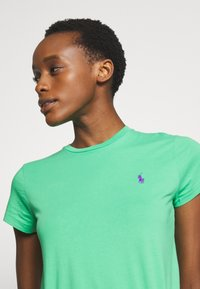 Polo Ralph Lauren - TEE SHORT SLEEVE - T-shirt basic - tiller green - 4