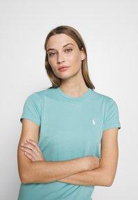 Polo Ralph Lauren - TEE SHORT SLEEVE - Basic T-shirt - deep seafoam - 3