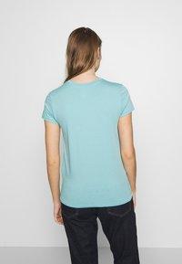 Polo Ralph Lauren - TEE SHORT SLEEVE - Basic T-shirt - deep seafoam - 2