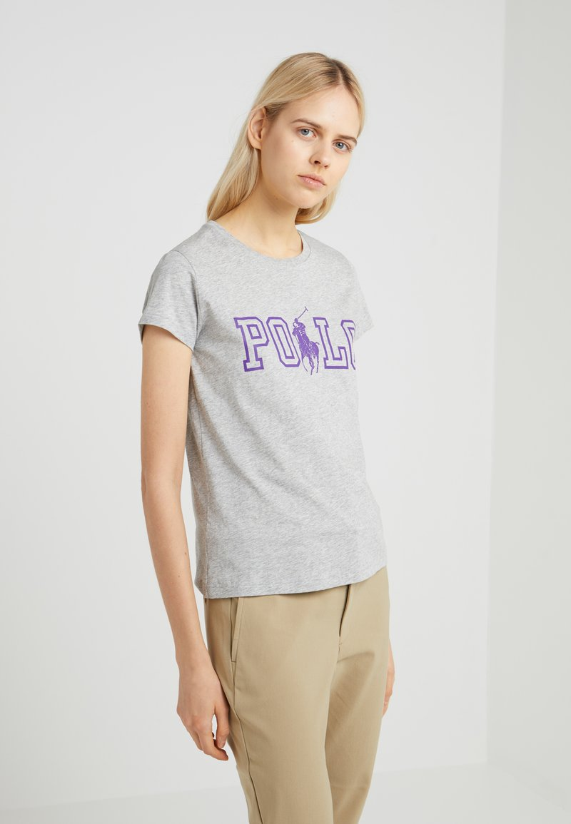 Polo Ralph Lauren - Camiseta estampada - taylor heather