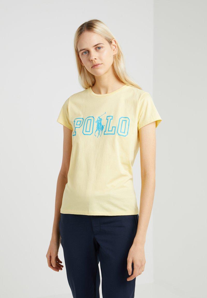 Polo Ralph Lauren - T-Shirt print - banana peel