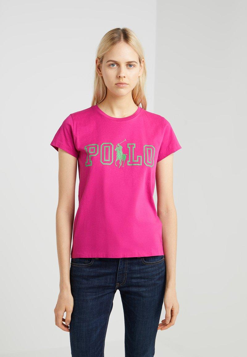 Polo Ralph Lauren - T-Shirt print - preppy pink